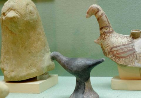The 2,500-year-old Iberian site of El Cigarralejo in Mula