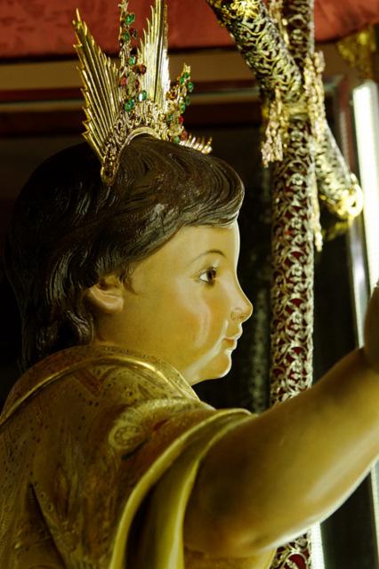 Romería of the Niño de Jesús de Balate in Mula