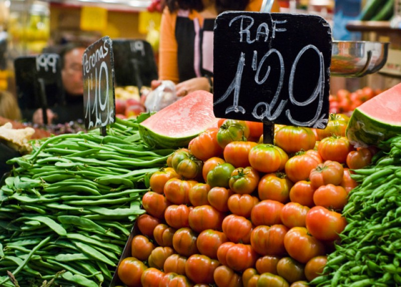 Weekly markets in the municipality of Fuente Álamo