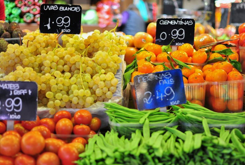 Thursday street markets in the Region of Murcia