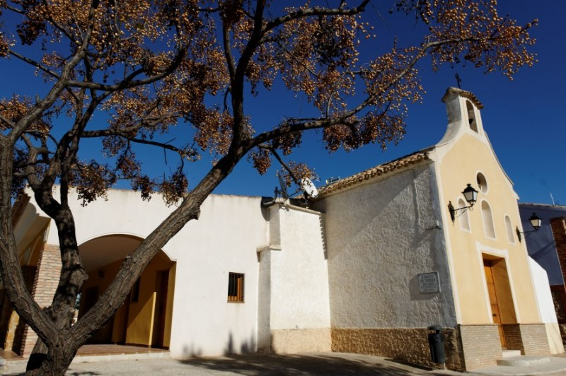 Outlying districts of Alhama de Murcia: Gebas