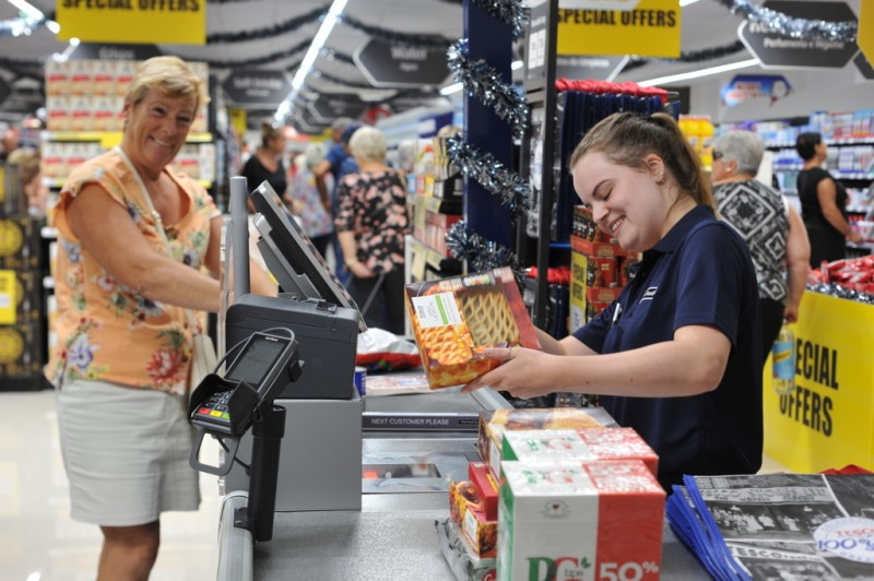 The Food Co. opens in Puerto de Mazarrón as Tesco products reach the Region of Murcia