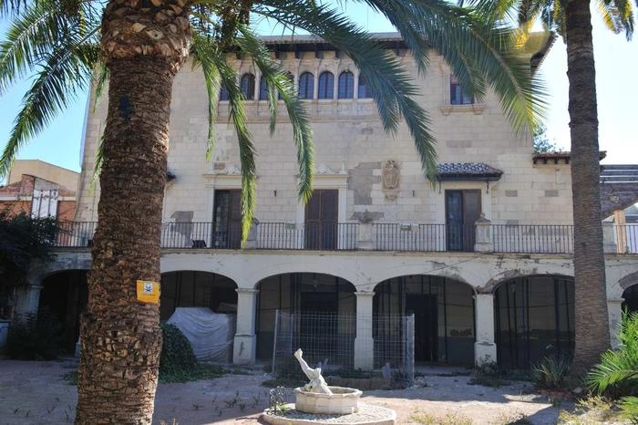Orihuela palaces: Palacio de Rubalcava