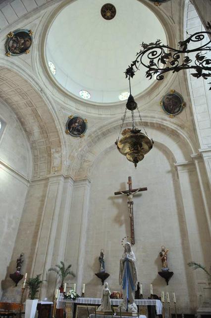 Iglesia de las Santas Justa y Rufina, Orihuela