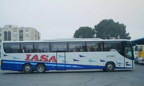<span style='color:#780948'>ARCHIVED</span> - Bus strike in North-west Murcia enters its fourth week