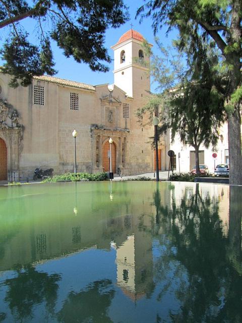 Convento e Iglesia del Carmen, Orihuela