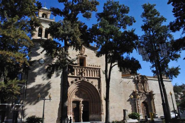 Iglesia de Santiago, Orihuela