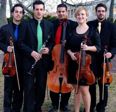 <span style='color:#780948'>ARCHIVED</span> - 18th November, Eliocroca Quintet, Murcia Auditorio