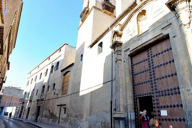 Convento e Iglesia de San Juan de la Penitencia, Orihuela