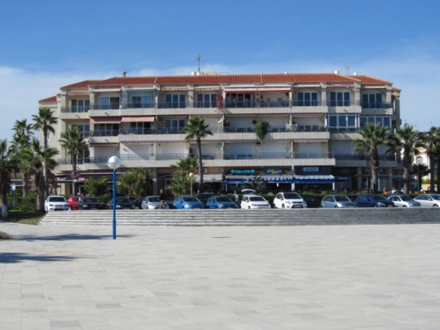 Cala las Estacas beach, Orihuela  (Playa Flamenca area)