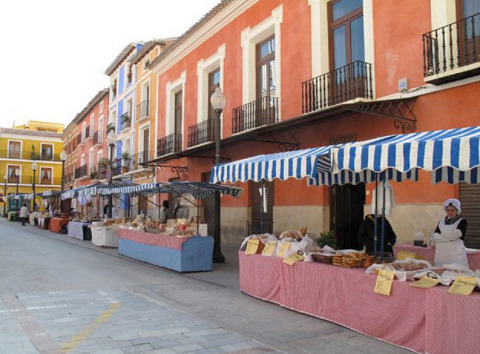 <span style='color:#780948'>ARCHIVED</span> - 10th November, Mula artisan market in historic old town centre