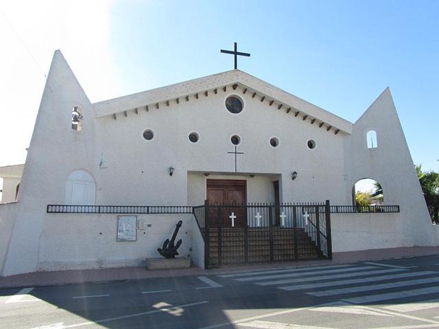 Santa María del Mar Church, La Zenia