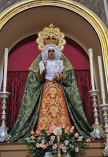 Real Monasterio e Iglesia de la Visitación de Santa María, Orihuela