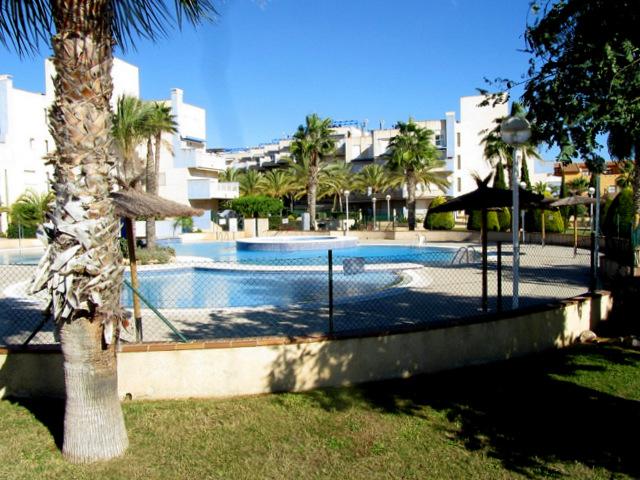 Aguamarina residential area, Orihuela