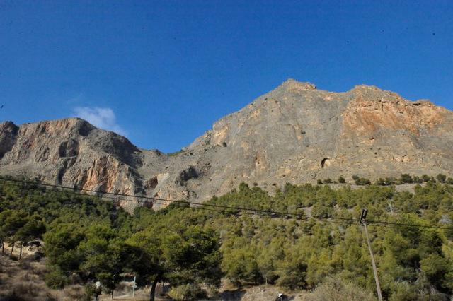 Climbing and Caving in Orihuela