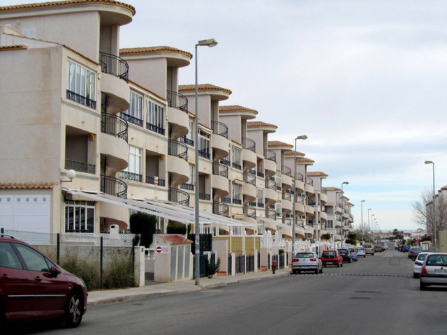 Residential areas Orihuela Costa North