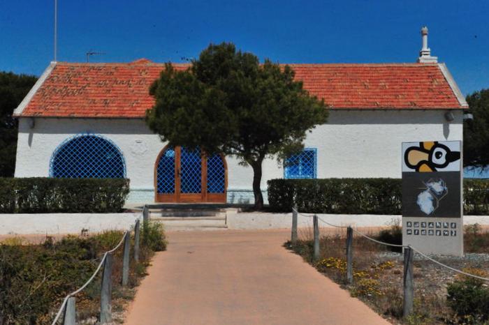 Visitor centre, Parque Natural de las Lagunas de La Mata y Torrevieja