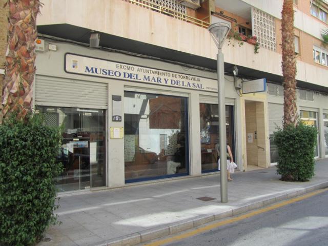 Museo del Mar y de la Sal, Torrevieja