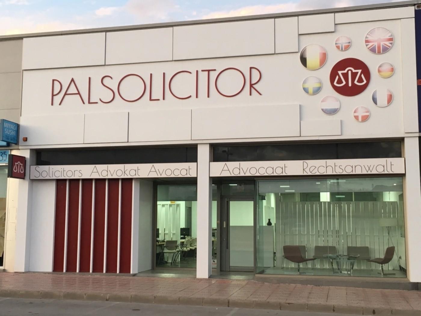 PALS Solicitor Costa Calida Murcia