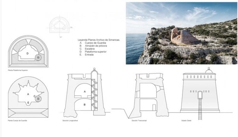 <span style='color:#780948'>ARCHIVED</span> - Xabia plans to restore historic Castillo de la Granadella