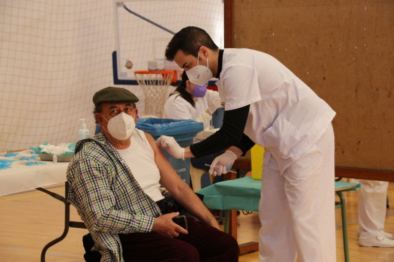 <span style='color:#780948'>ARCHIVED</span> - Health backtracks after anger over centralization of Covid vaccination in Murcia at 8 major centres