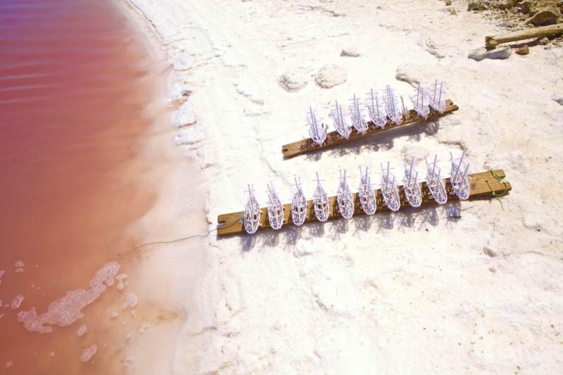 Artesanos de la Sal documentary about salt crafting in Torrevieja