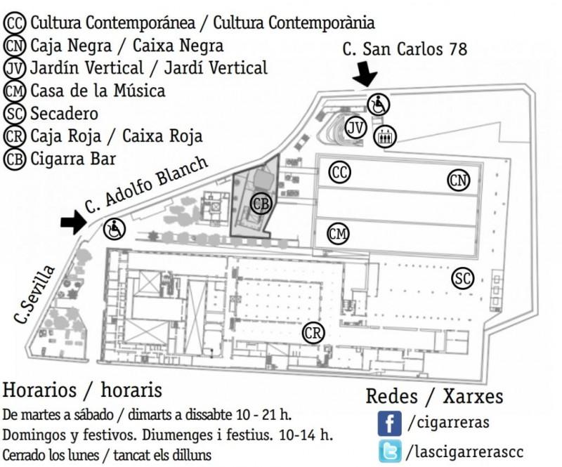 Centro Cultural Las Cigarreras, Alicante