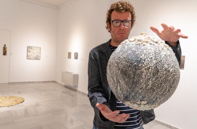 Última Llamada art exhibition in Cartagena draws attention to the plight of the Mar Menor