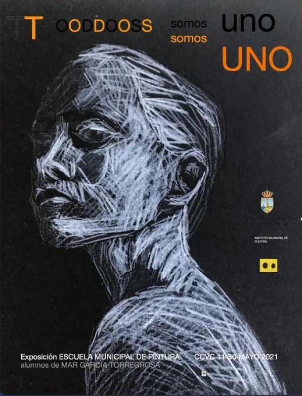 <span style='color:#780948'>ARCHIVED</span> - Art exhibit Todos somos Uno  by local students in Torrevieja from May 6 to 30