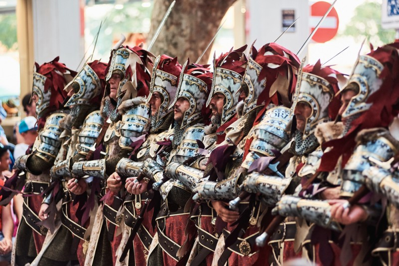 <span style='color:#780948'>ARCHIVED</span> - Denia rules out Moors and Christians parade in September