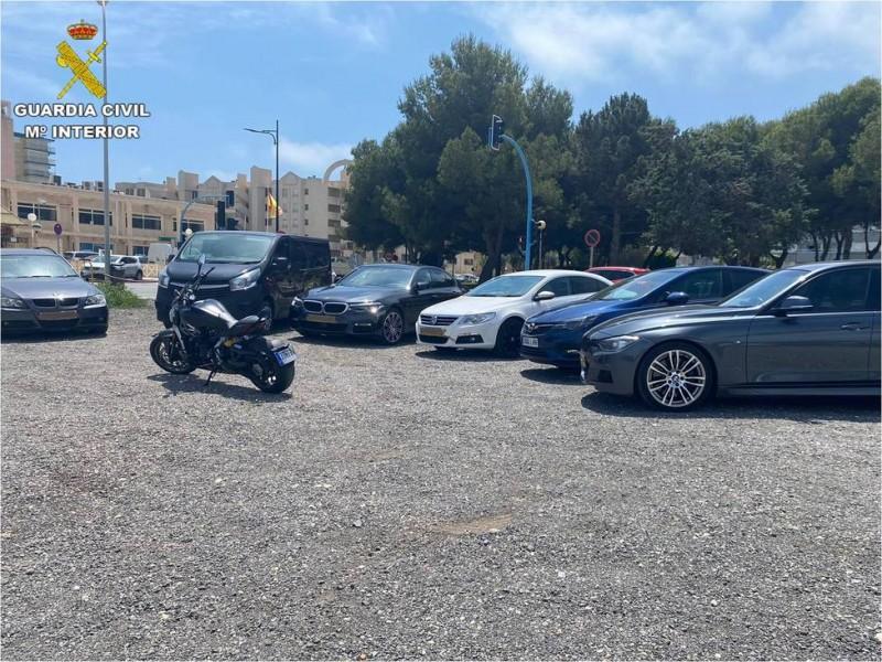 <span style='color:#780948'>ARCHIVED</span> -  Arrests in Benidorm, El Campello and La Nucia as police shut down drug gang
