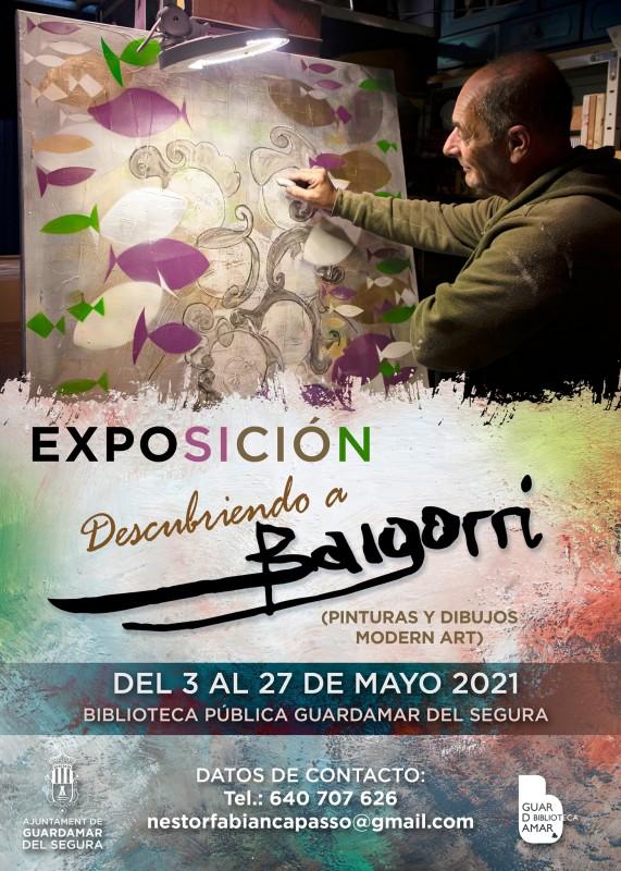 <span style='color:#780948'>ARCHIVED</span> - To 27th May Discovering Balgorri in Guardamar del Segura