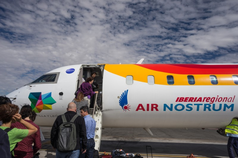 <span style='color:#780948'>ARCHIVED</span> -  Air Nostrum launches new summer route connecting Seville and Castellon