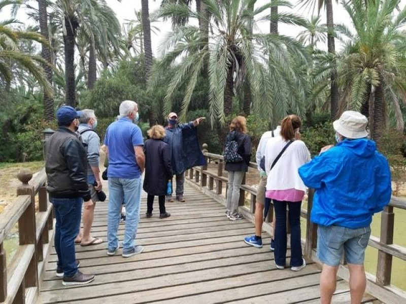 Free guided walks in Alicante city until the end of June