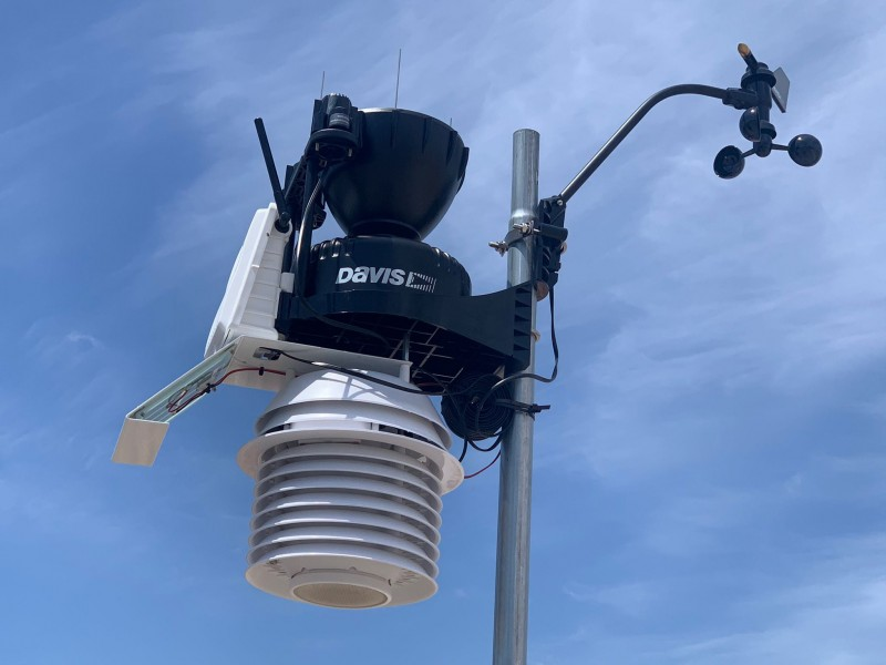 <span style='color:#780948'>ARCHIVED</span> - Weather station and air quality sensor installed in Dolores in Alicante province