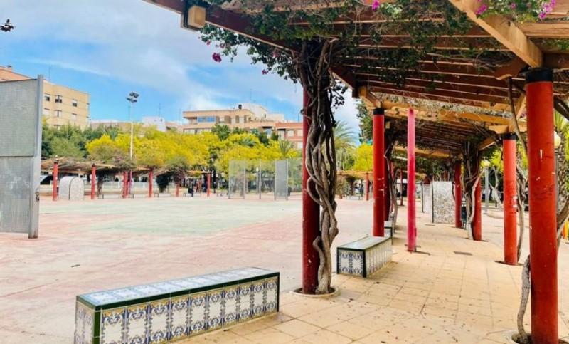 Garden of Andalucia in Elche to undergo major revamp
