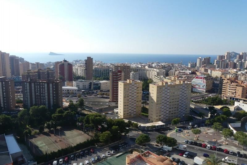 Benidorm to invest 2.6 million improving access in residential areas