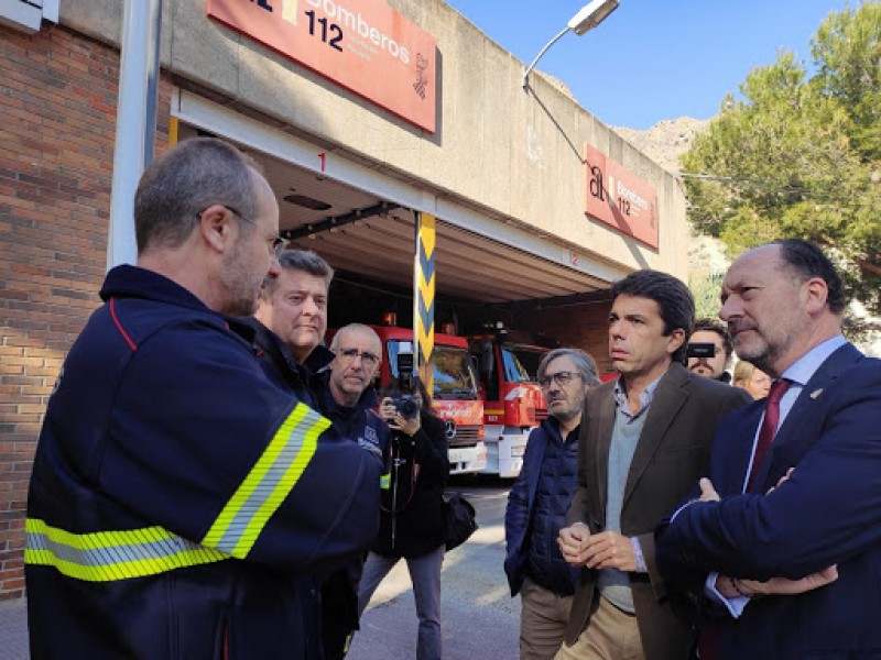 <span style='color:#780948'>ARCHIVED</span> - Orihuela agrees site for new fire station