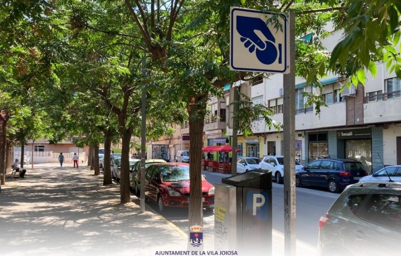 Blue zone parking to be reinstated in Villajoyosa