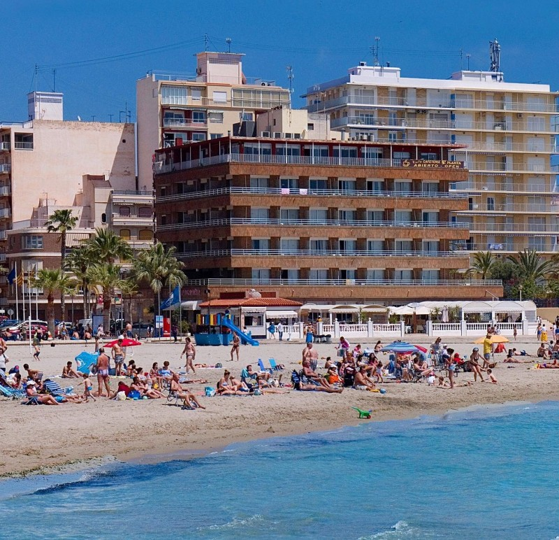 Summer bookings soar on the Spanish costas