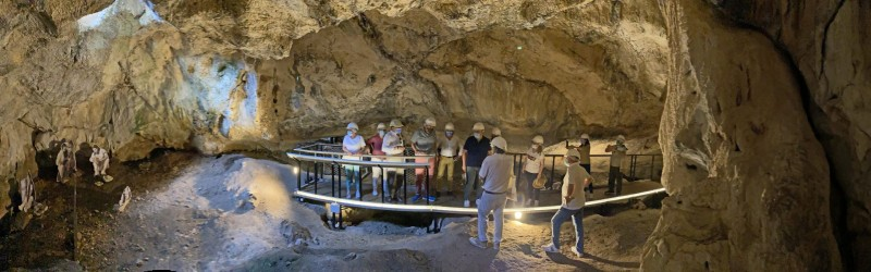 <span style='color:#780948'>ARCHIVED</span> - Neolithic cave in Beniarres opened to the public for the first time