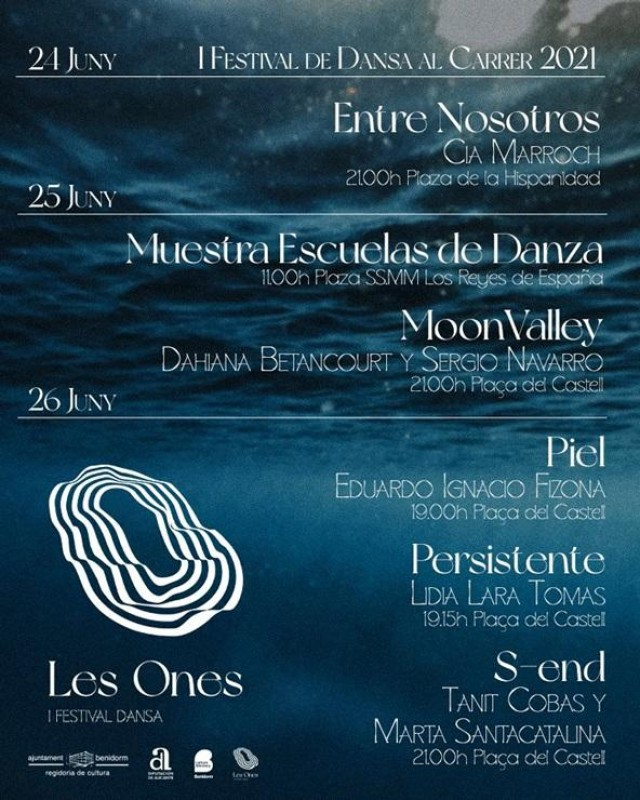 <span style='color:#780948'>ARCHIVED</span> - Benidorm dance festival June 24 to 26: all performances free