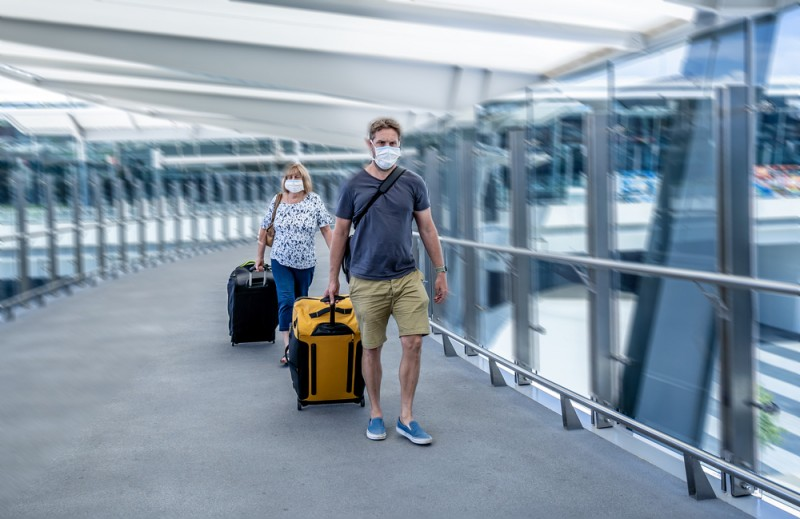 <span style='color:#780948'>ARCHIVED</span> - UK authorities considering lifting quarantine requirement for vaccinated holidaymakers returning from abroad