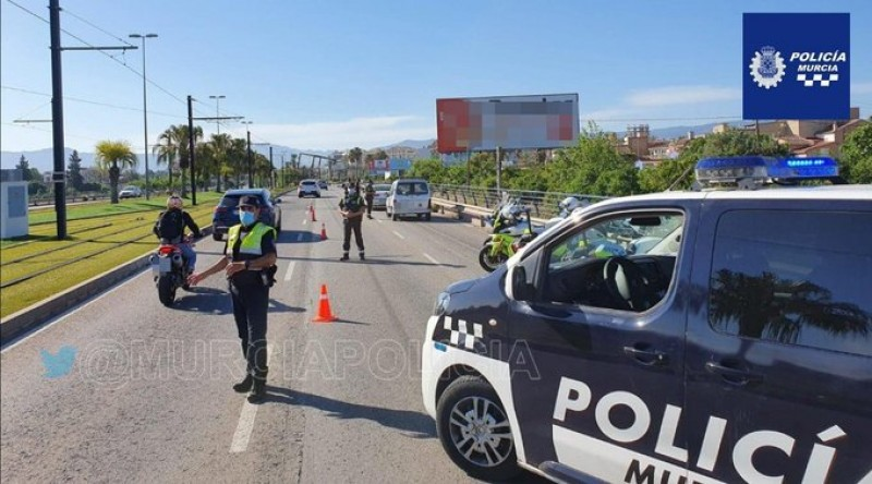 <span style='color:#780948'>ARCHIVED</span> - Two petrol stations in Murcia robbed at knifepoint on the same day