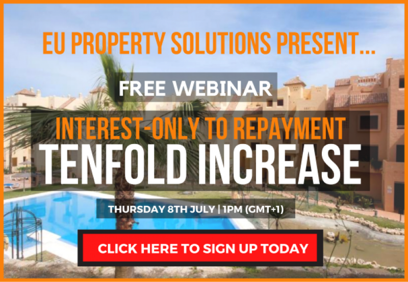 EU Property Solutions presents their first webinar of 2021!