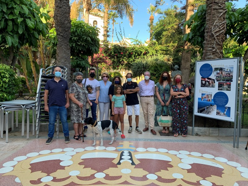 <span style='color:#780948'>ARCHIVED</span> - Photography exhibition, My Favourite Spot, on display in Aguilas until August 5