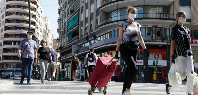 <span style='color:#780948'>ARCHIVED</span> - Curfew set to be extended to dozens more towns in Valencia region