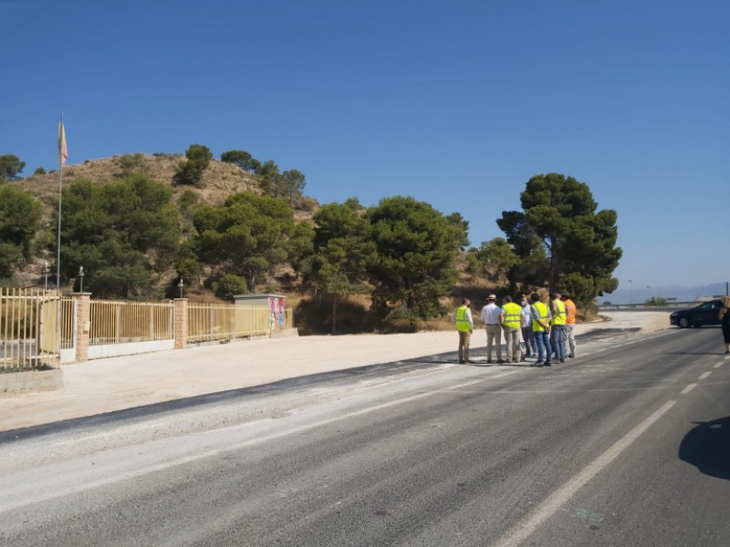 Orihuela to Montepinar bike lane to open month ahead of schedule