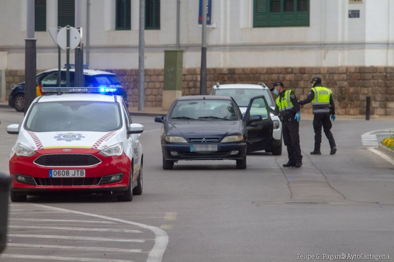 <span style='color:#780948'>ARCHIVED</span> - Curfew for non cohabitants delayed in Murcia until the weekend