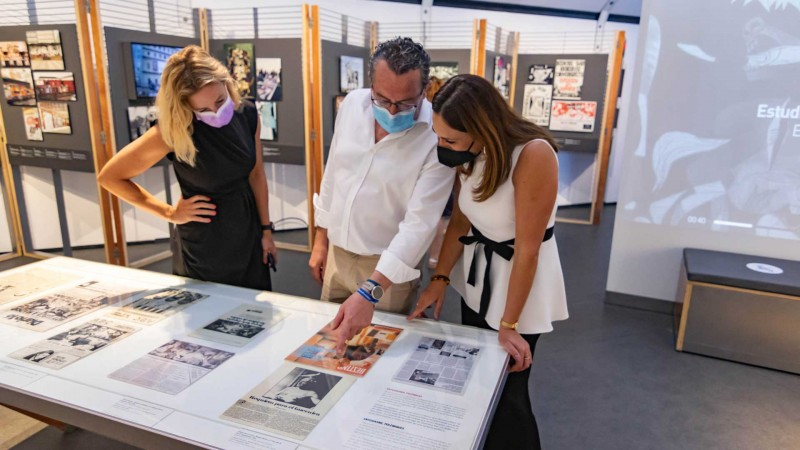 <span style='color:#780948'>ARCHIVED</span> - Benidorm hosts travelling Picasso exhibition